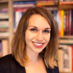 Headshot of Rachel Newborn